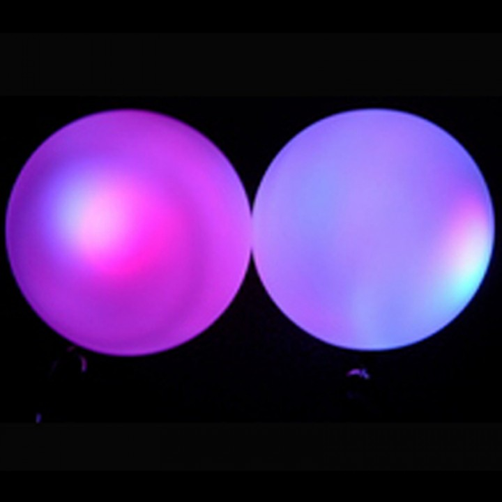 Glow Poi with Fade LED Lights